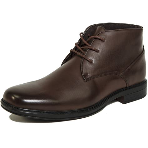 alpine boots alpine swiss mens ankle boots dressy casual leather lined