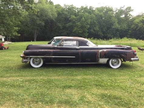 Cadillac Car For Sale by 1953 Cadillac Flower Car Running Parts Car Stick