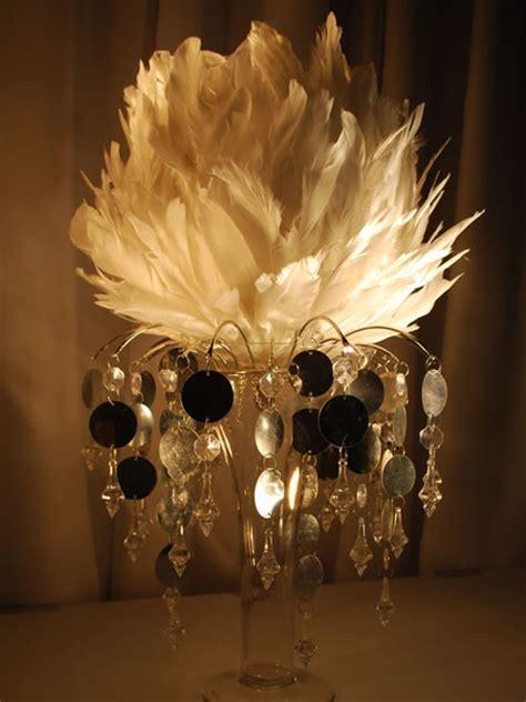 Vase Chandelier by Silver Pvc Lexus Bead Vase Chandelier