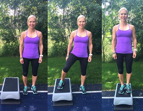 Exercise Step Up Stool by 10 Lower Exercises To Combat Knee Get Healthy U