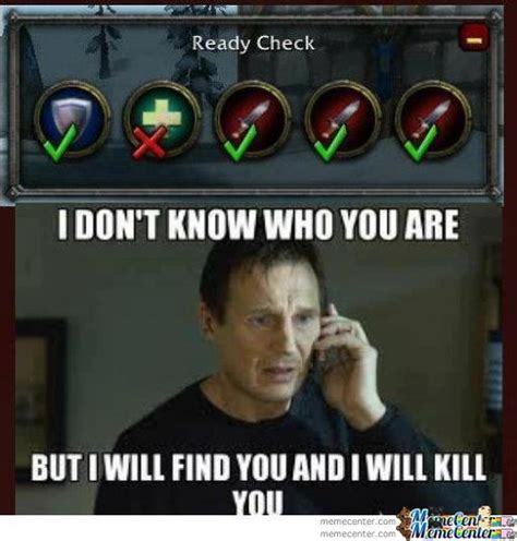 Meme Wow - only wow players will understand fully by cheion meme center