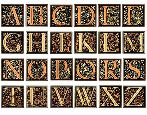 illuminated alphabet templates illuminated letters alphabet template photos alphabet