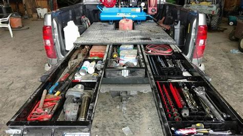 rimrock mfg tool box vehicles tools