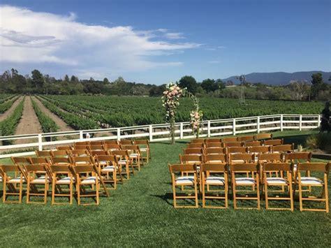 fess parker winery wedding mini bridal