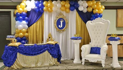 royal baby shower baby shower ideas photo 1 of 19