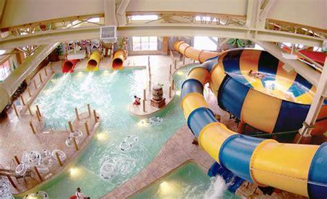 Family Garden Williamsburg - 10 best hotel water slides around the world newsday