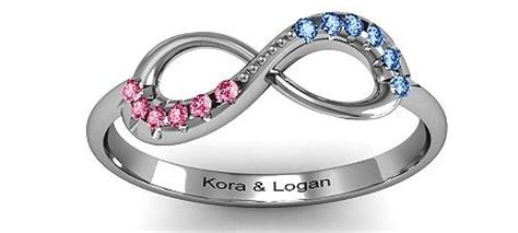 mothers infinity ring s day gift ideas from jewlr