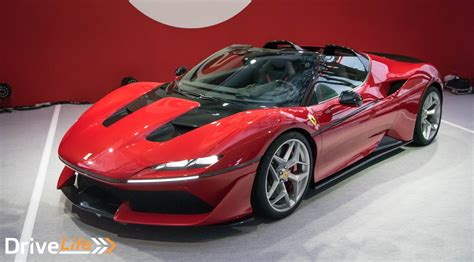 ferrari j50 price ferrari celebrates 50 years in japan with j50 drive life