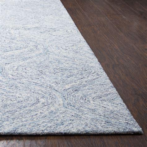 trellis pattern rug brindleton trellis pattern area rug in blue ivory 9 x 12
