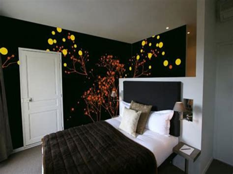 cool ideas for bedroom walls home design engaging cool wall paint designs best wall