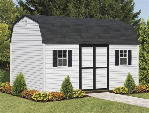 amish backyard structures storage sheds dutch barns dutch barn 8 wide