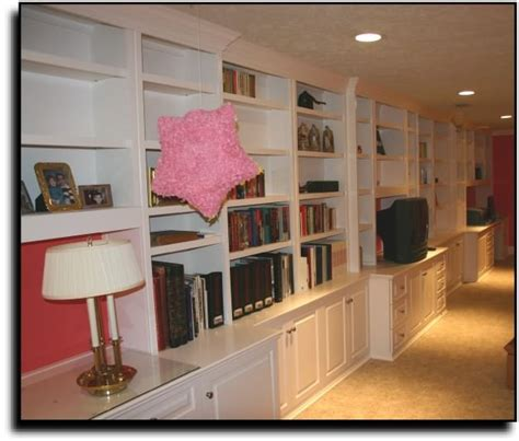 basement built in cabinets places spaces pinterest
