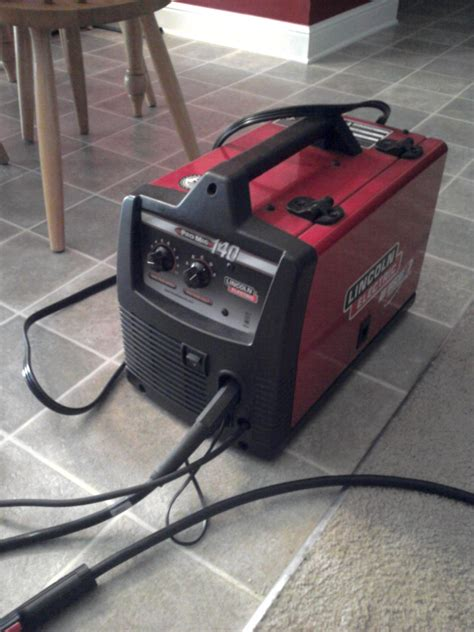 for sale lincoln pro mig 140 welding machine nc
