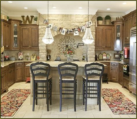 decorating above kitchen cabinets tuscan style above cabinet decor stain kitchen cabinets white