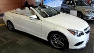 Mercedes Convertible E350 2018 Mercedes E Class Cabriolet Convertible Price Uae