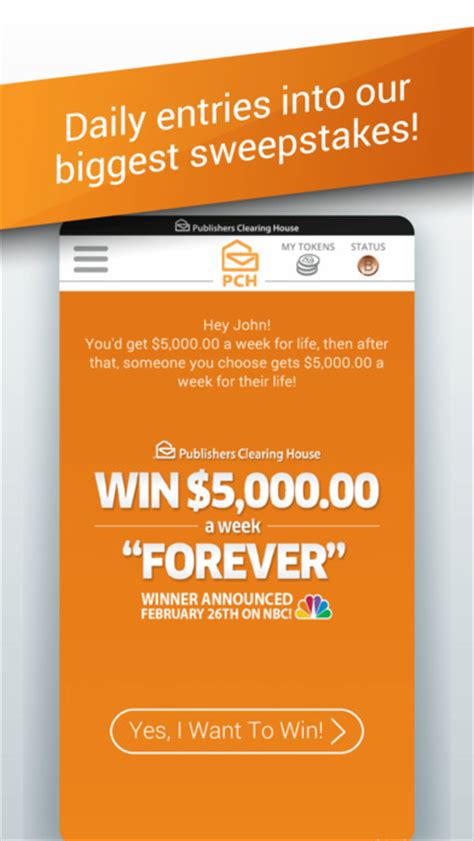 Win A Free Iphone 4 Instantly - the pch app cash prizes sweepstakes mini games by publishers clearing house
