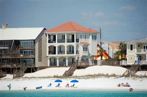 vacation houses for rent florida oceanfront vacation rentals destin florida beachfront vacation homes