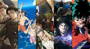 Anime 2018 Summer by Anime Summer Season 2018 Woche 4 Germany