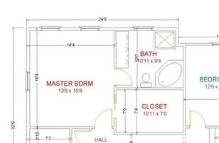 bedroom designs original master suite floor plans