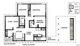 small two bedroom house plans free design architecture