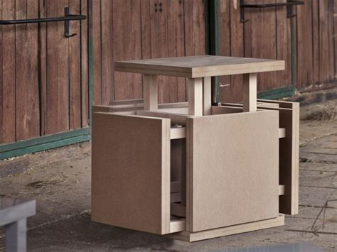 chagne cube coffee table stylish coffee tables that as storage units