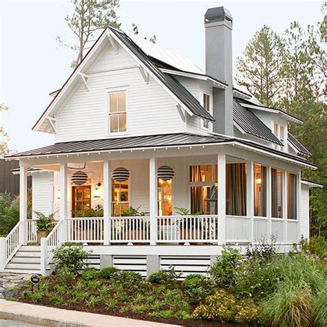 Lake House Plans For Narrow Lots by 10 Fun Fabulous Front Porch Ideas City Farmhouse