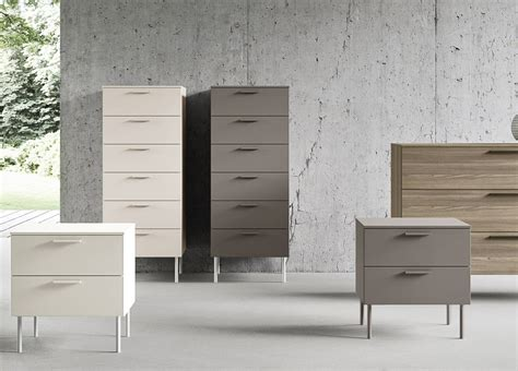 praga tall chest  drawers contemporary bedroom furniture   modern london