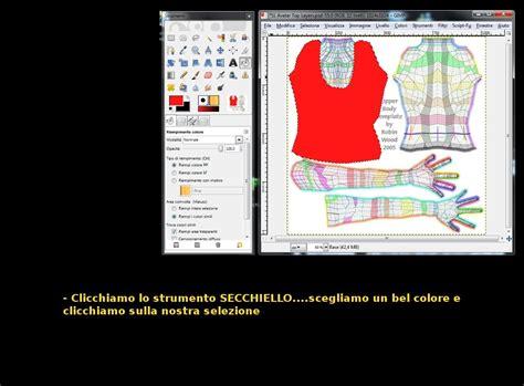 tutorial utilizzo gimp abiti con i programmi grafici da dove partire gaia rossini
