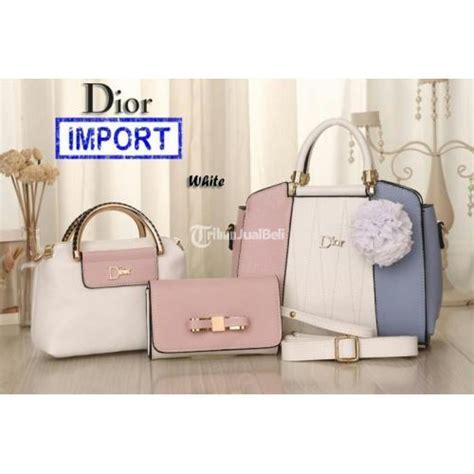 Fashion Bag Batam Import Clutch Bag Wa W4737 tas import korea selempang set besar clutchbag dompet terbaru murah batam dijual tribun