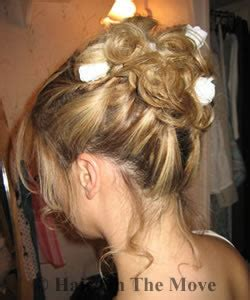 bridal and wedding hairstyles photo gallery of