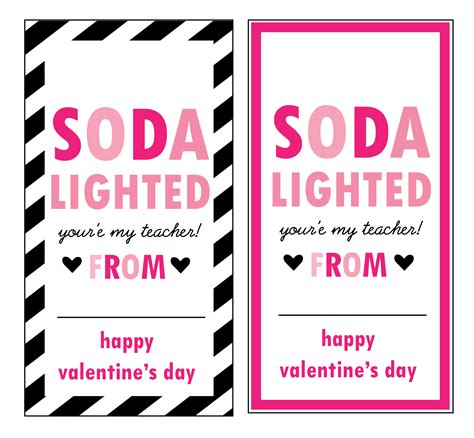 printable valentine tags for teachers easy teacher valentine gift and printable craft remedy