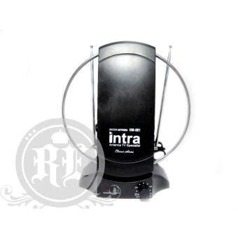Harga Antena Tv Merk Intra booster antena tv led lcd vhf uhf dan fm radio merk intra