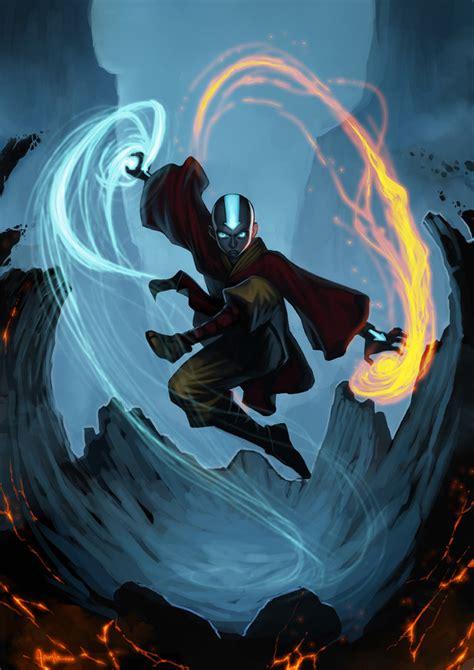 avatar the last airbender visual character profile avatar aang gallery banana scoop