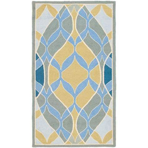 4 X 9 Area Rug Safavieh Chelsea Multi 2 Ft 9 In X 4 Ft 9 In Area Rug Hk180a 3 The Home Depot