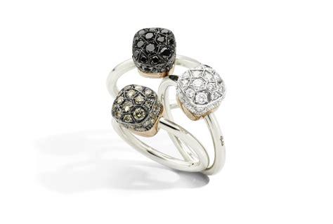anello nudo di pomellato montres bijoux pomellato genova pomellato argento