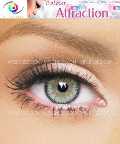 best colored contacts brand color attraction chrysolite contact lenses eye color
