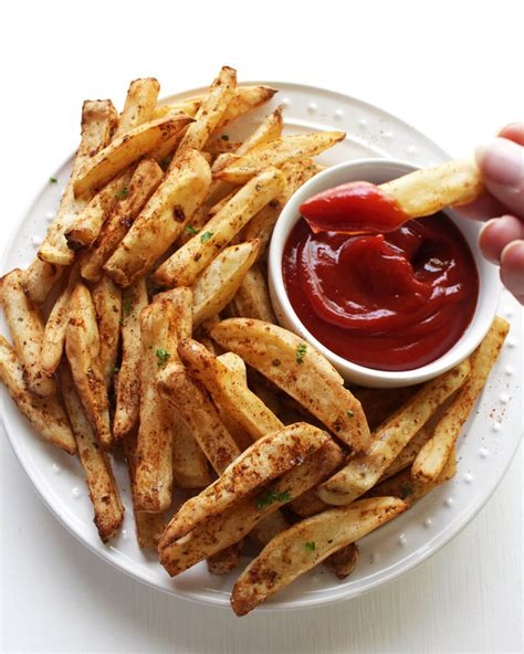 air fried new year snacks guilt free air fryer fries