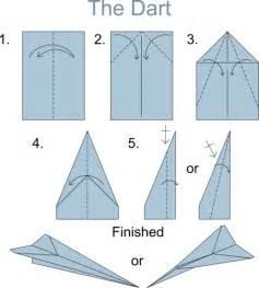 simple paper plane template dartdiag