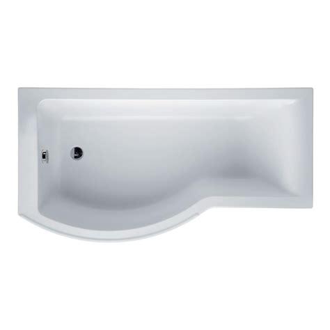 concept shower bath concept 170 x 90cm bath shower baths bluebook idealspec
