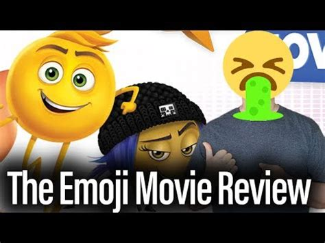 emoji film raten the emoji movie review youtube