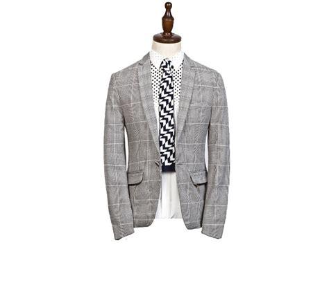 Fashion Bag 8211 1 new sale authentic black and white grid blazer