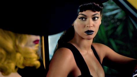 beyonce gag lady gaga beyonce telephone music video lady gaga