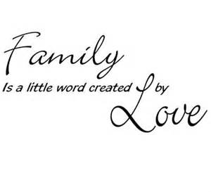Live Laugh Love Wall Stickers wallsticker family is a little word