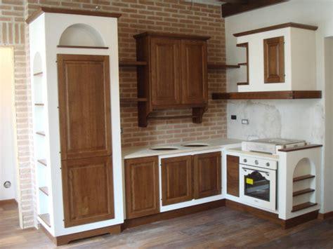 cucina muratura rustica cucina in finta muratura rustica roma su misura e in
