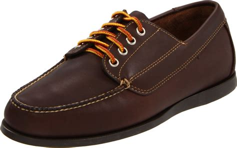 bass boat shoes mens g h bass co mens carlisle boat shoe in brown for men