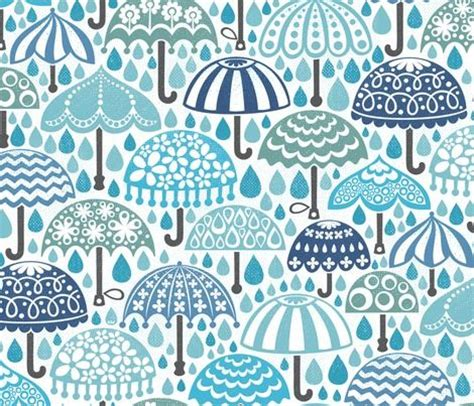 umbrella pattern fabric vintage fabric patterns vintage brollies pattern