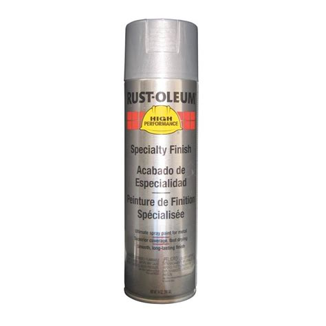 shop rust oleum high performance aluminum enamel spray paint actual net contents 14 oz at