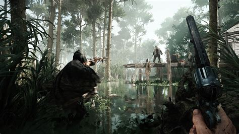 the hunts hunt showdown on steam