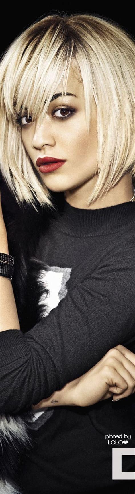 bob haircuts nyc rita ora for dkny by urban studio nyc lolo female