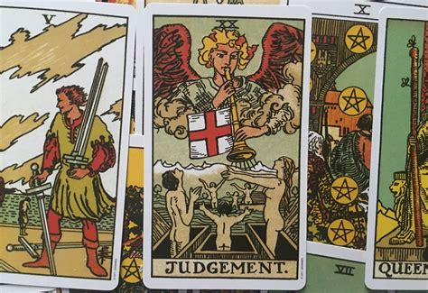 The Judgment the judgement tarot card meanings in the tarot deck